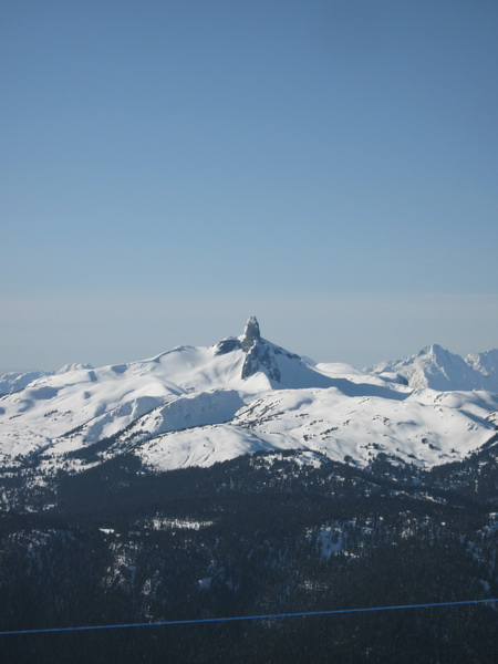 Black Tusk in Whistler