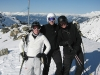 Martin, Mark and Tomas at Blackcomb