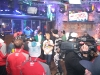 Live TV Olympic coverage from our bar